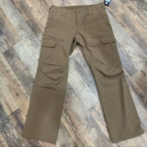 NWT Under Armour Tactical Pants Water Resistant